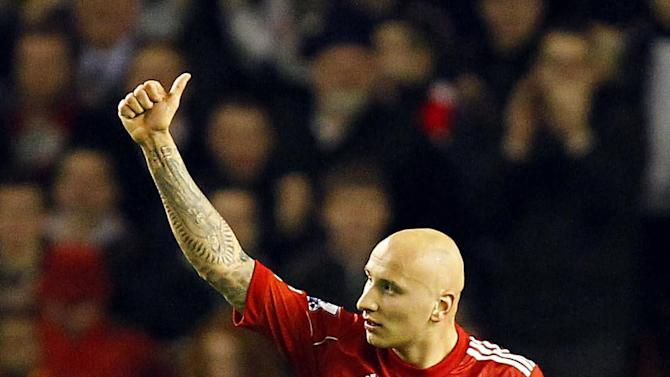 Jonjo Shelvey says he will not change his all-action style