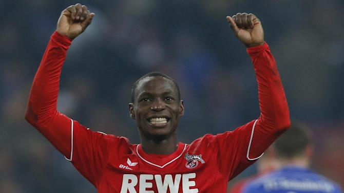 Bundesliga - Cologne striker Ujah to join Werder Bremen