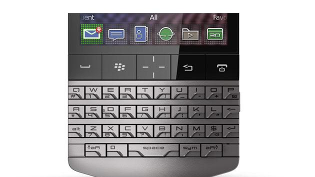 RIM's BlackBerry Porsche P'9981 release in India
