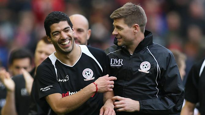 Premier League - Luis Suarez: I'd only come back to England to play for Liverpool