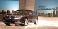 All New Honda Accord Yang Pertama Gunakan Mesin Earth Dream