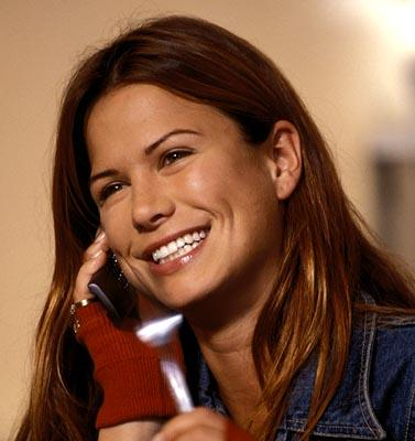 Rhona Mitra in Touchstone's Sweet Home Alabama