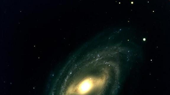 1st Photos from New Discovery Channel Telescope Unveiled