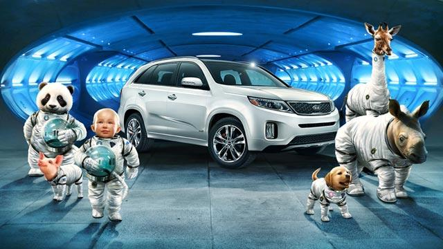 Kia Previews Super Bowl Ad