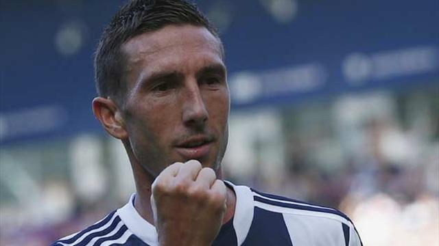 Premier League - Injury boost for West Brom