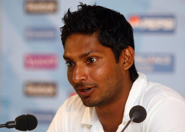 Sri Lanka Captain's Twenty 20 Press Conference