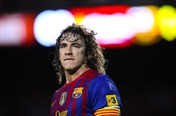 Puyol signs Barcelona contract extension until 2016