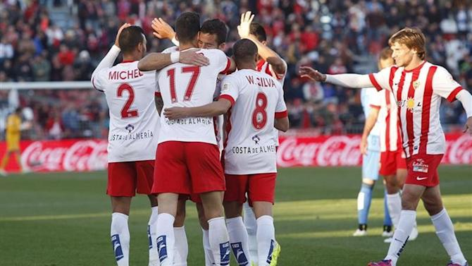 Video: Almeria vs Getafe
