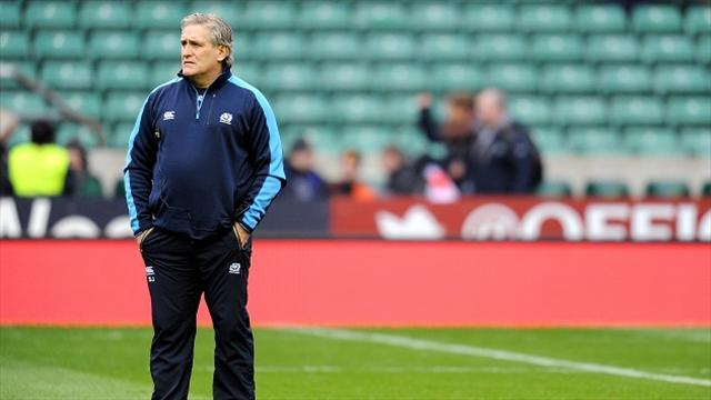 Rugby - Johnson not afraid of change