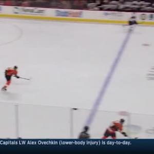 Blues at Flyers / Game Highlights