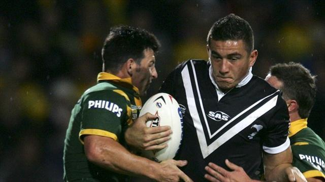 Rugby League - Australia's NRL braces for second Sonny Bill exit
