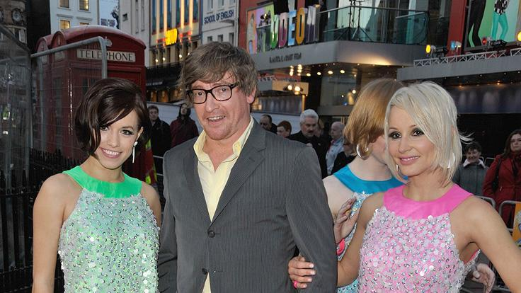 The Boat the Rocked UK Premiere 2009 Rhys Darby