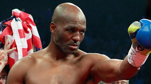 Boxing - Ageing bull Hopkins to fight at 48