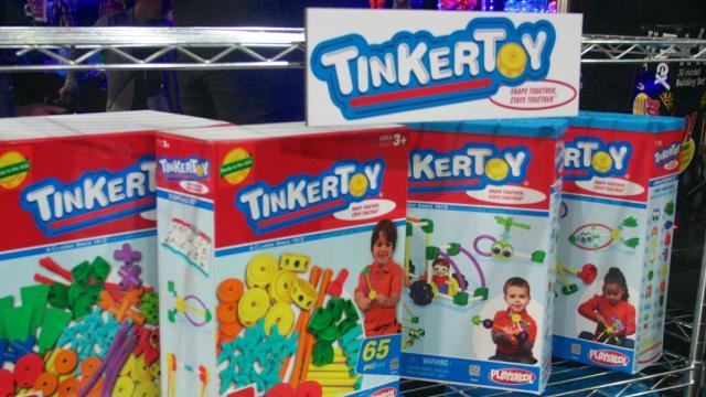 Retro toys making a comeback