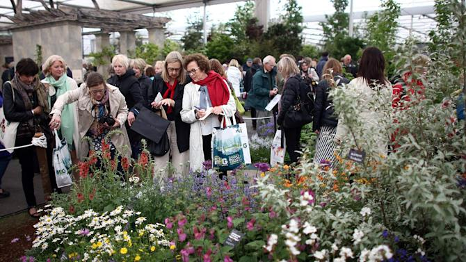 The Chelsea Flower Show Opens Its Gates To The Public