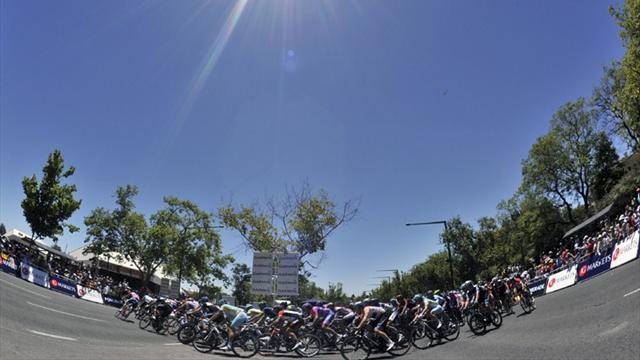 Cycling - Bushfires threaten first stage of Tour Down Under