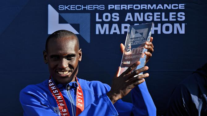 2016 Skechers Performance Los Angeles Marathon