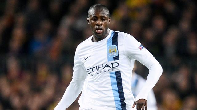Premier League - Toure wants coaching role, not more money - agent