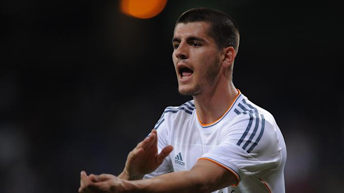 Serie A - Juventus completed signing of Real Madrid striker Morata