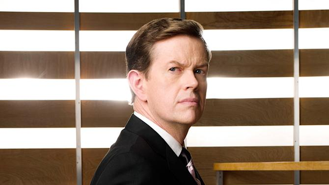 Dylan Baker stars as William Cross in Kings.