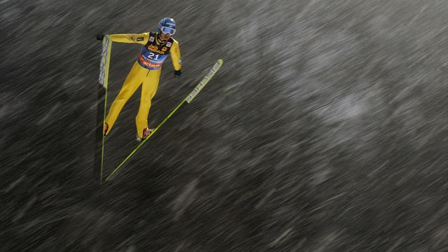Ski Jumping - Kot wins on home soil in Wisla