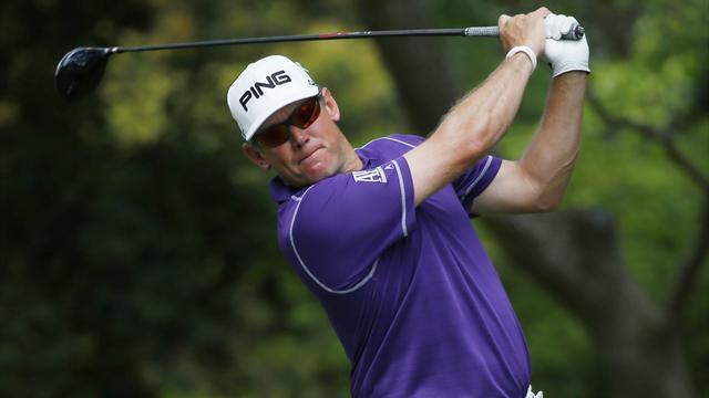 Golf - Early tee time helps Westwood regain form