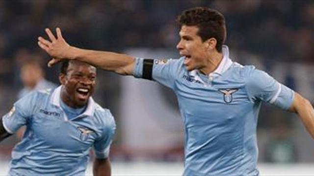Serie A - Strong Lazio squad for Inter