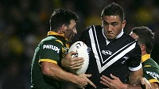 Rugby - Sonny Bill snub fuels switch talk