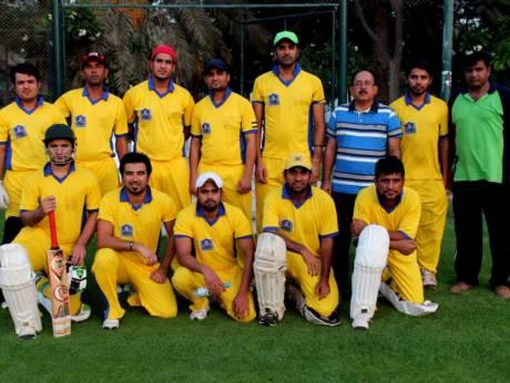 Taha Cricket Club rise above all odds