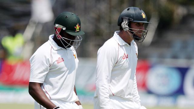 Cricket - Masakadza and Taylor star for Zimbabwe