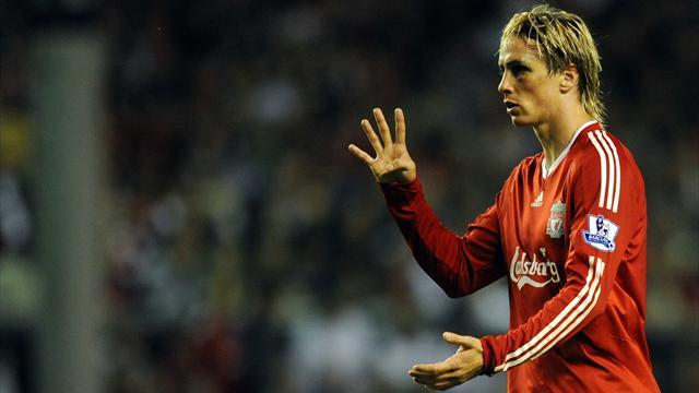 Liga - Torres: I felt at home at Liverpool, fans don't know full story of departure