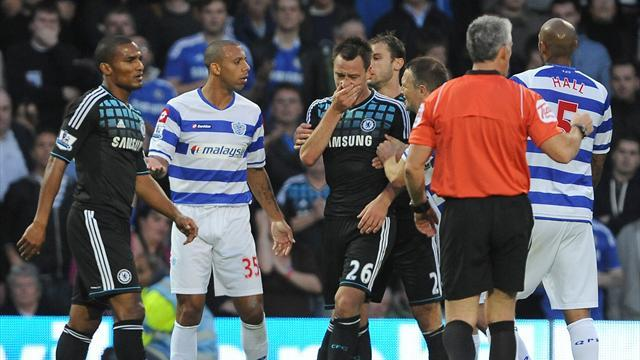 Terry, Ferdinand set to meet again