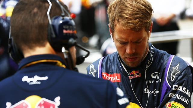 Formula 1 - Red Bull: Vettel's chassis not distorted