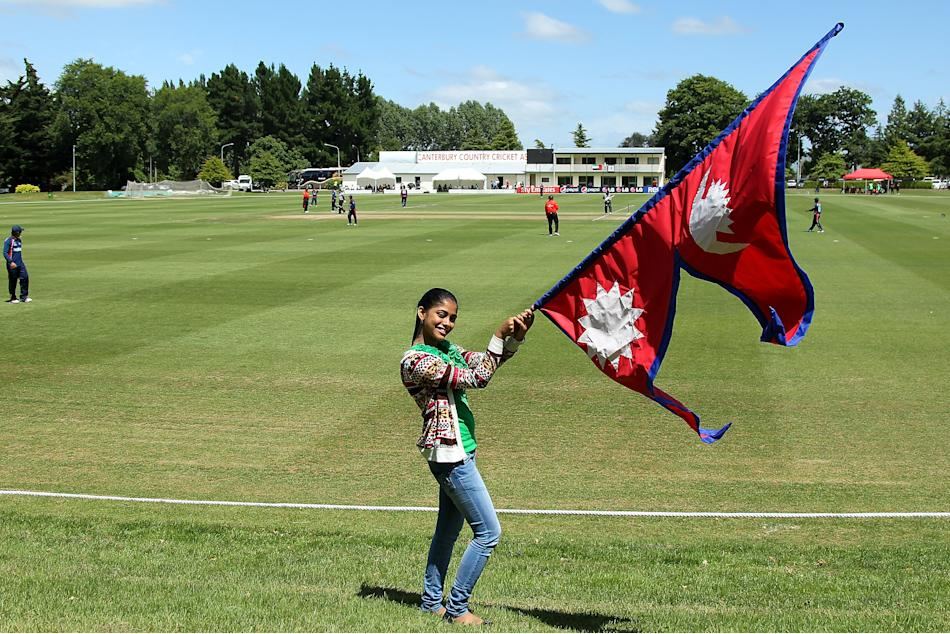 ICC Cricket World Cup Qualifier - UAE v Nepal
