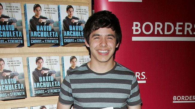 Archuleta David Book Signing