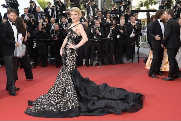 Cannes most outrageous