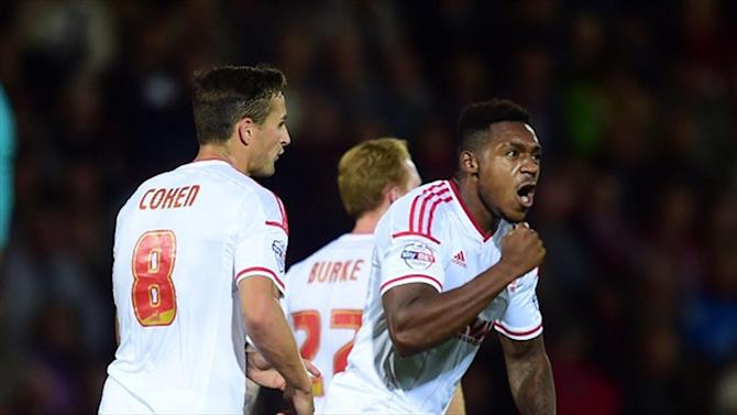 Championship - Nottingham Forest top after comeback victory