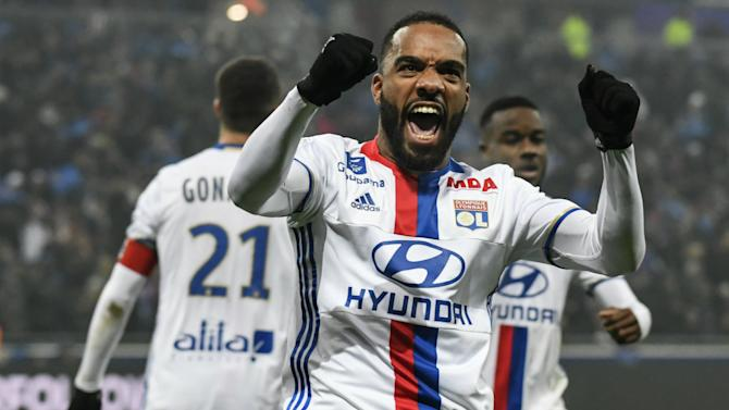 VIDEO: Incredible goal from Lyon striker Lacazette