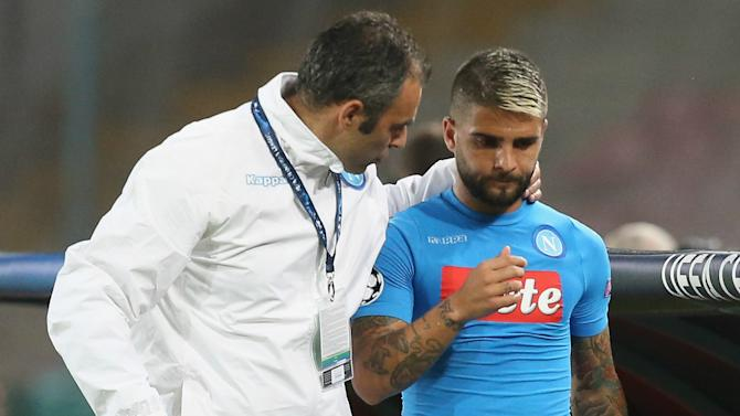 RUMORS: Insigne keen on Liverpool move