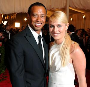 "Lindsey Vonn Calls Boyfriend Tiger Woods the ""Greatest of All Time"""
