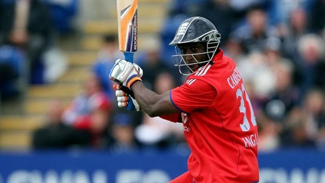Cricket - Unfinished business for Carberry