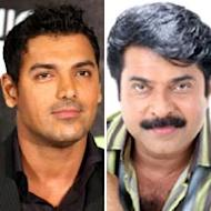 John Abraham Bonds With Malayali Superstar Mammootty
