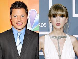 "Nick Lachey Warns Boy Bands: ""Stay Away from Taylor Swift!"""
