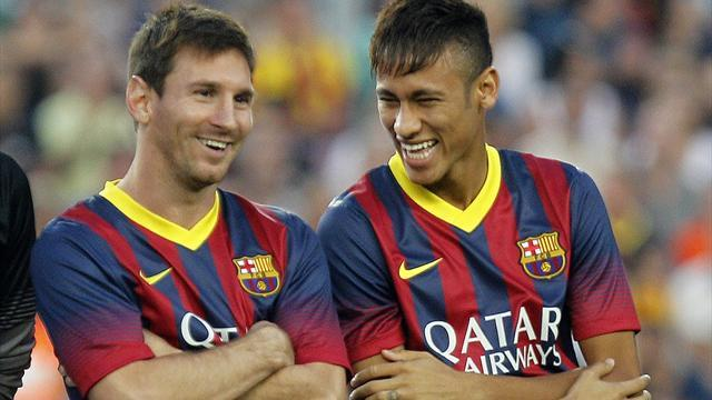 Liga - Can Neymar become bigger than Messi at Barcelona?