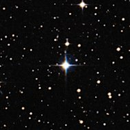 This image shows solar twin HIP 102152, a star located 250 light-years from Earth in the constellation of Capricornus (The Sea Goat). Image relesased Aug. 28, 2013.