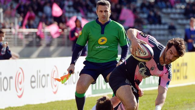 Rugby - Stade Francais player Fillol handed 14 week ban for spitting