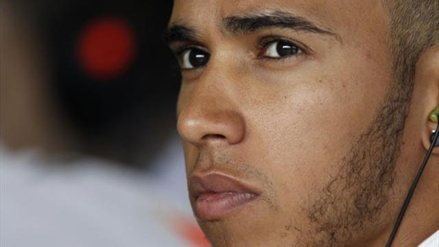 Formula 1 - Gray Matter: How hot is Hamilton's 100?
