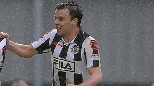 Scottish Premier League - McGowan blow for St Mirren