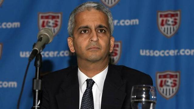 Concacaf Football  - Gulati elected to FIFA executive committee