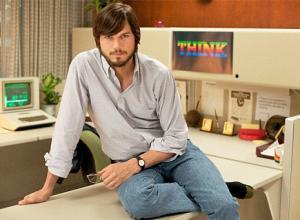 Ashton Kutcher Stars as Steve Jobs in New Clip From jOBS Biopic